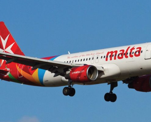 new flights launched lisbon-to-malta