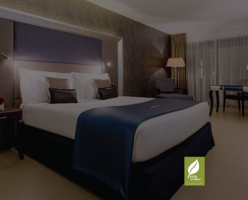 AX The Palace earns eco-certification