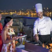 All-Inclusive Sizzling BBQ Night at AX The Palace